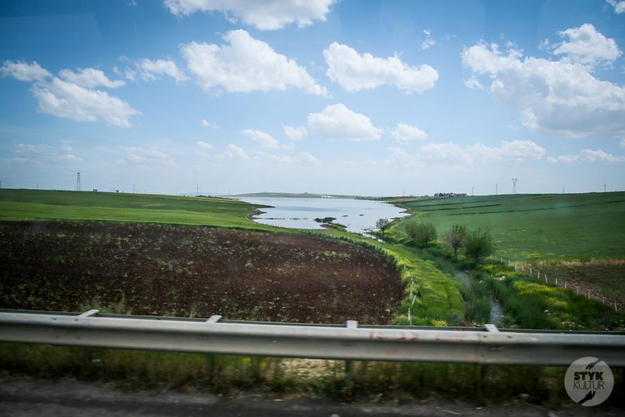 ZaporaAtaturka 12 of 13 Nieznane miejsca w Turcji: Zapora Atatürka na rzece Eufrat