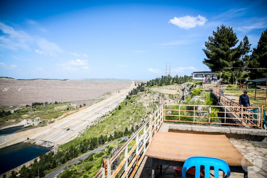 ZaporaAtaturka 9 of 13 Nieznane miejsca w Turcji: Zapora Atatürka na rzece Eufrat