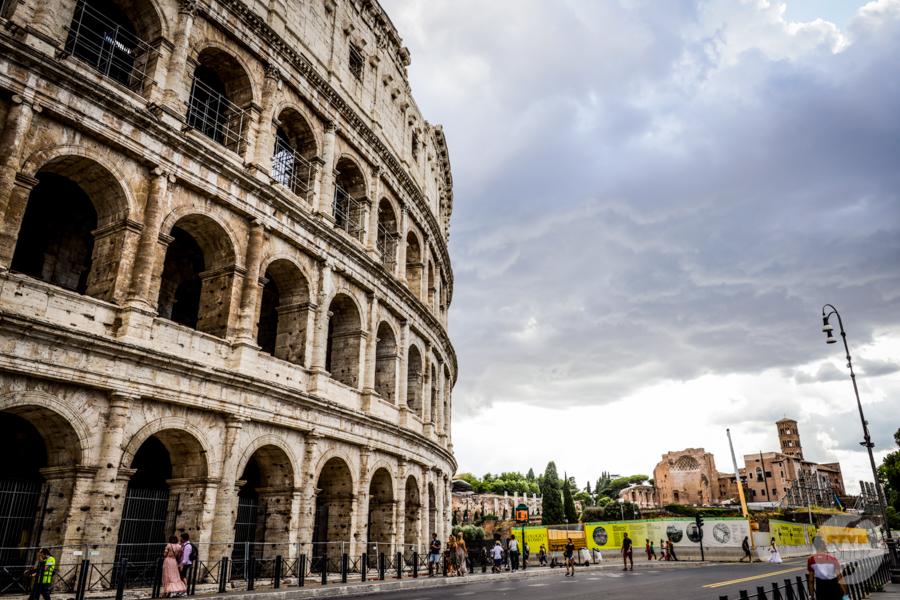 Koloseum 5 Zwiedzanie Koloseum w 2020 roku [ceny biletów, obostrzenia związane z COVID 19, informacje praktyczne i wskazówki]