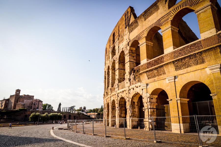 Rzym Koloseum 2 Wakacje we Włoszech 2020: nasz pobyt w Rzymie w czasie pandemii koronawirusa
