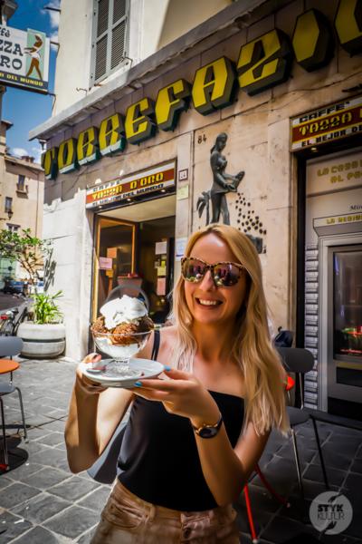 Rzym kawa 8 Marzy Ci się pyszna kawa w Rzymie? Ta kawiarnia Cię zachwyci!