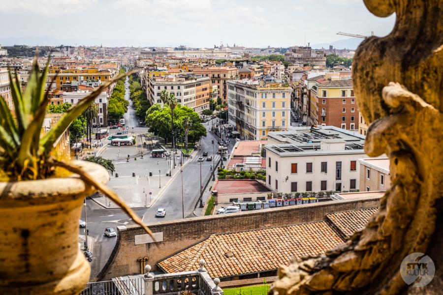 Rzym koronawirus 1 Wakacje we Włoszech 2020: nasz pobyt w Rzymie w czasie pandemii koronawirusa
