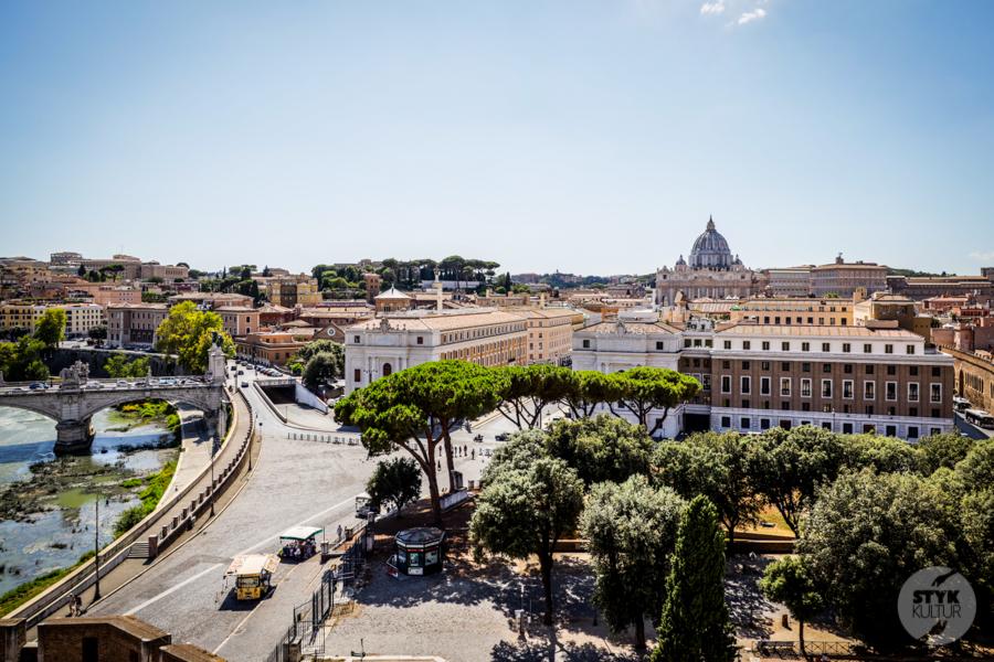 Rzym koronawirus 6 Wakacje we Włoszech 2020: nasz pobyt w Rzymie w czasie pandemii koronawirusa
