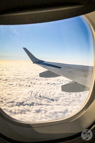 Rzym lot 2 Wakacje we Włoszech 2020: nasz pobyt w Rzymie w czasie pandemii koronawirusa