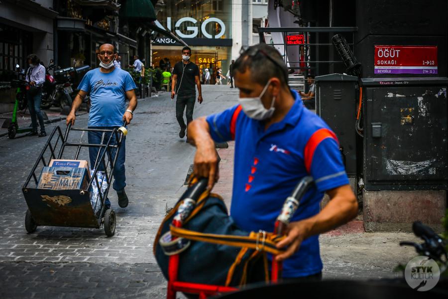 Stambul 2020 7 of 18 Koronawirus w Turcji: Godzina policyjna dla seniorów w Stambule i Ankarze oraz zakaz palenia na terenie całego kraju [LISTOPAD 2020]
