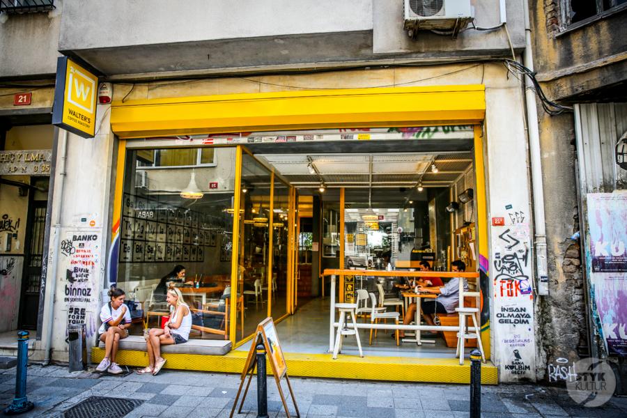 WaltersCoffeeRoastery 10 of 10 1 Odwiedziliśmy Walter's Coffee Roastery w Kadıköy, stambulską kawiarnię inspirowaną Breaking Bad