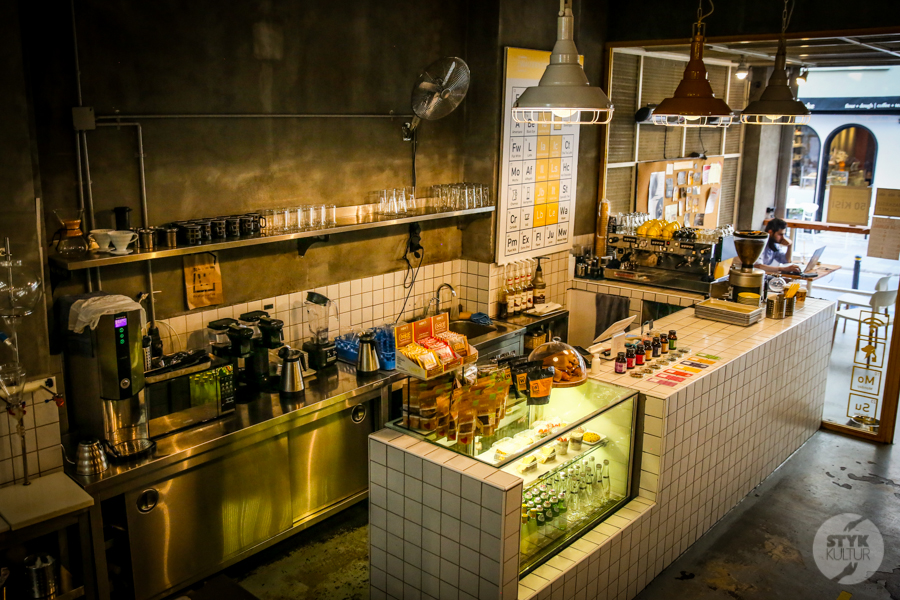 WaltersCoffeeRoastery 9 of 10 Odwiedziliśmy Walter's Coffee Roastery w Kadıköy, stambulską kawiarnię inspirowaną Breaking Bad