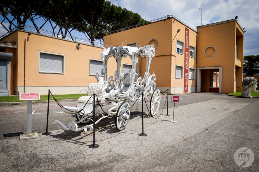 Cinecitta 30 of 52 Cinecitta, czyli włoskie Hollywood na obrzeżach Rzymu