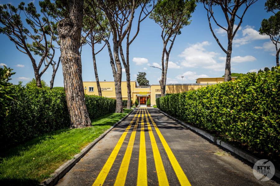 Cinecitta 45 of 52 Cinecitta, czyli włoskie Hollywood na obrzeżach Rzymu