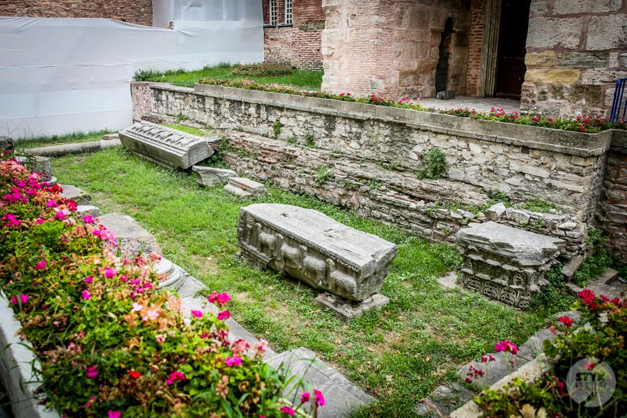 HagiaSophia meczet 23 of 24 Odwiedziliśmy meczet Hagia Sophia. Tak obecnie prezentuje się wnętrze dawnej świątyni chrześcijańskiej