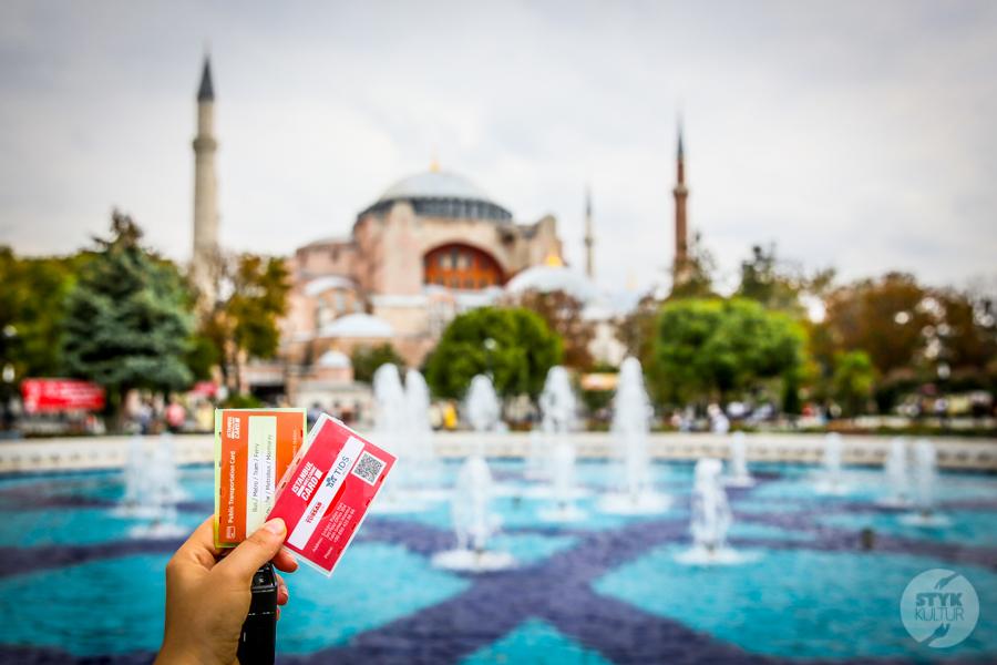HagiaSophia meczet 24 of 24 Odwiedziliśmy meczet Hagia Sophia. Tak obecnie prezentuje się wnętrze dawnej świątyni chrześcijańskiej