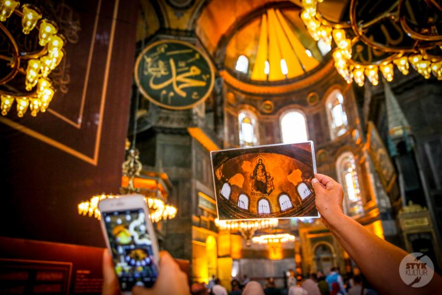 HagiaSophia meczet 7 of 24 Hagia Sophia w Stambule   jedna z najwspanialszych budowli świata