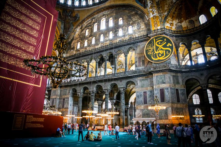 HagiaSophia meczet 9 of 24 Półwysep Historyczny   największe zabytki i atrakcje Stambułu