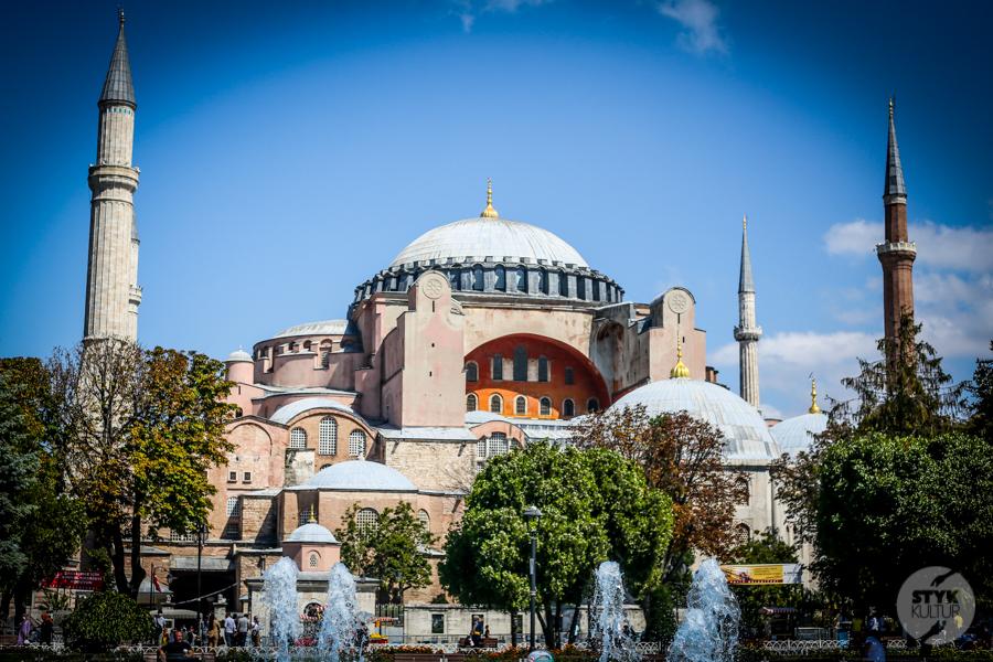 HagiaSophia meczet 2 1 of 1 Półwysep Historyczny   największe zabytki i atrakcje Stambułu