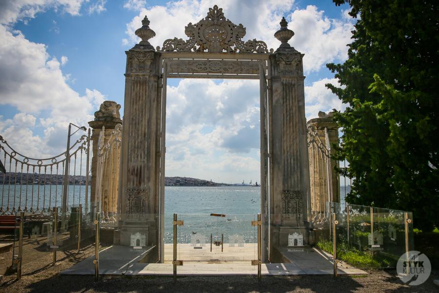 Palac Dolmabahce 11 of 21 Pałac Dolmabahçe w Stambule   europejski sen XIX wiecznych sułtanów