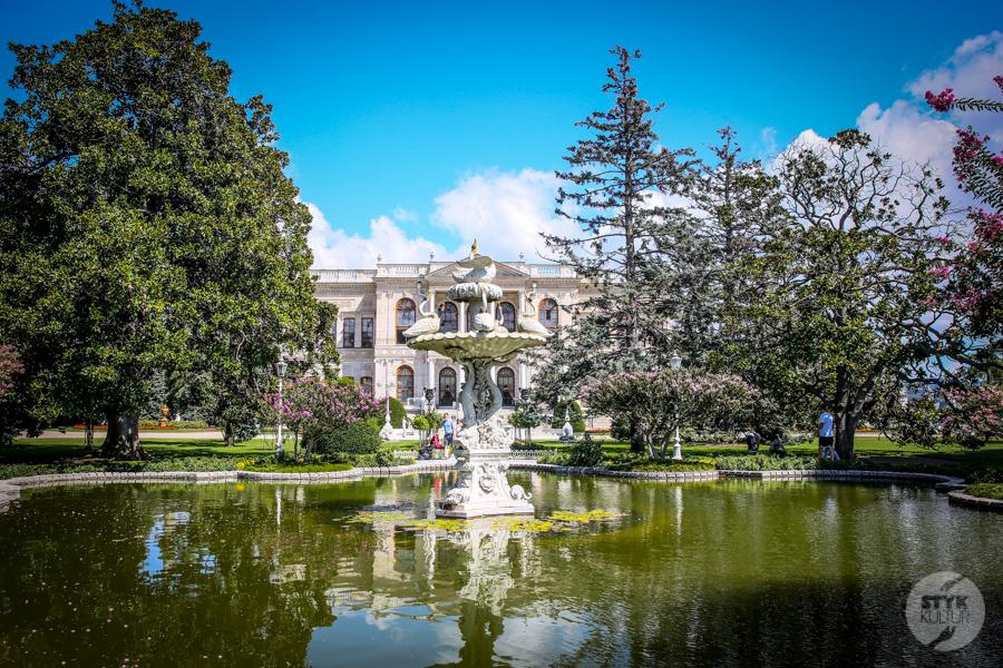 Palac Dolmabahce 21 of 21 Pałac Dolmabahçe w Stambule   europejski sen XIX wiecznych sułtanów