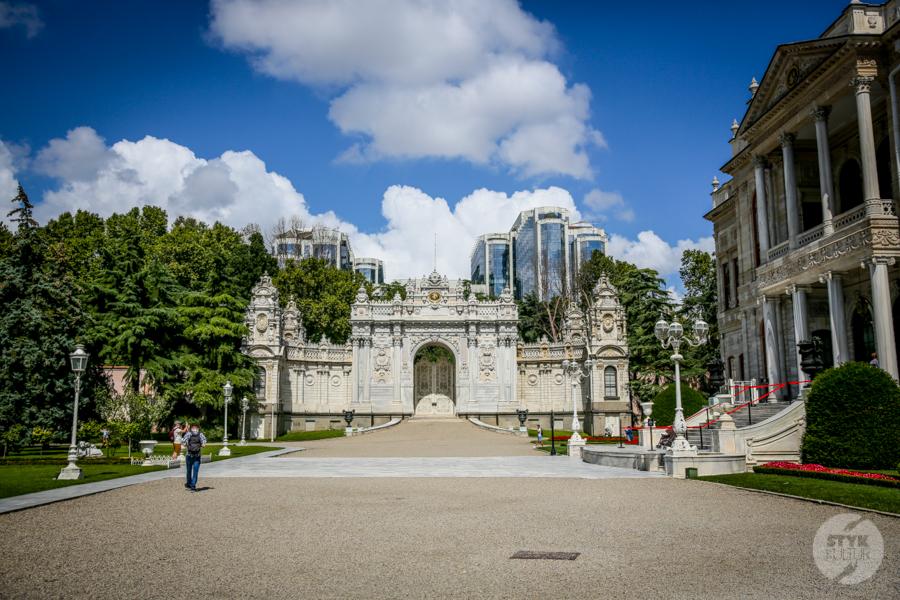 Palac Dolmabahce 9 of 21 Pałac Dolmabahçe w Stambule   europejski sen XIX wiecznych sułtanów