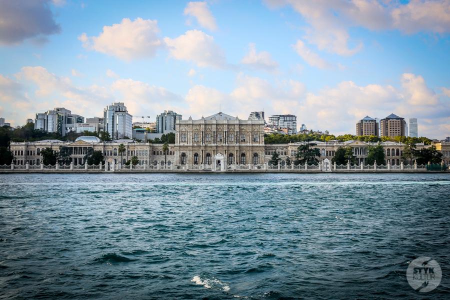 Palac Dolmabahce Bosfor 1 of 1 Pałac Dolmabahçe w Stambule   europejski sen XIX wiecznych sułtanów