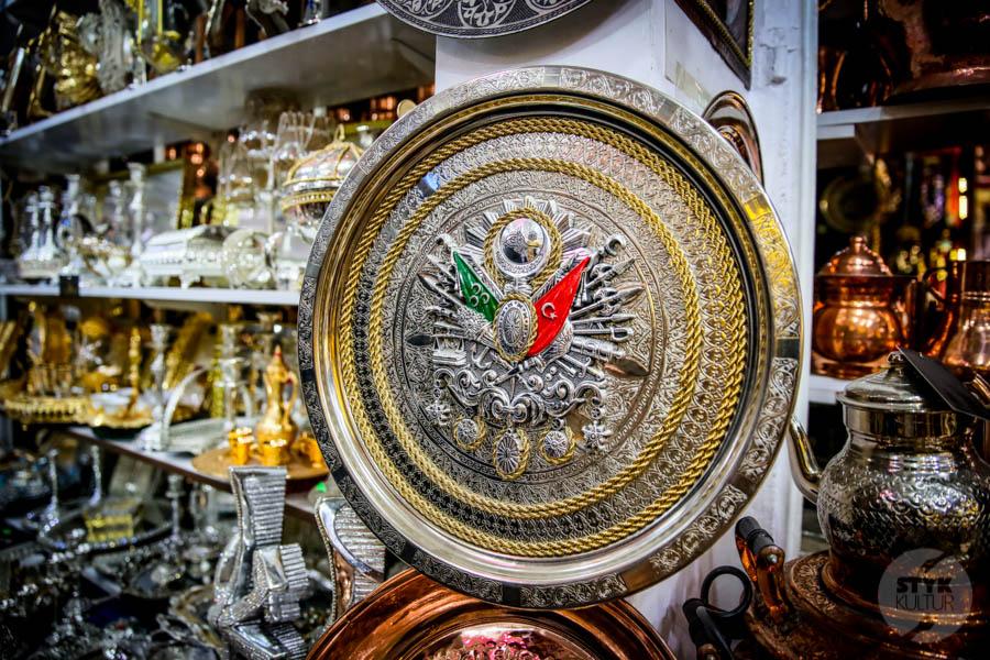 Diyarbakir miedz 4 of 25 Z odwiedzinami w warsztacie jednego z mistrzów tradycyjnego miedziarstwa w tureckim Diyarbakır