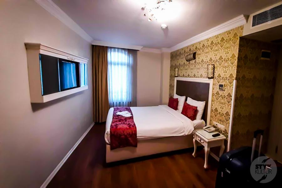 VenueIstanbulHotel 2 Polecany hotel w Stambule – Venue Hotel Istanbul Old City