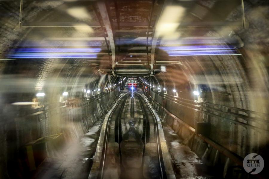 """kolejka 6 of 12 Stambulski """"Tünel""""   druga najstarsza podziemna kolej w Europie!"""