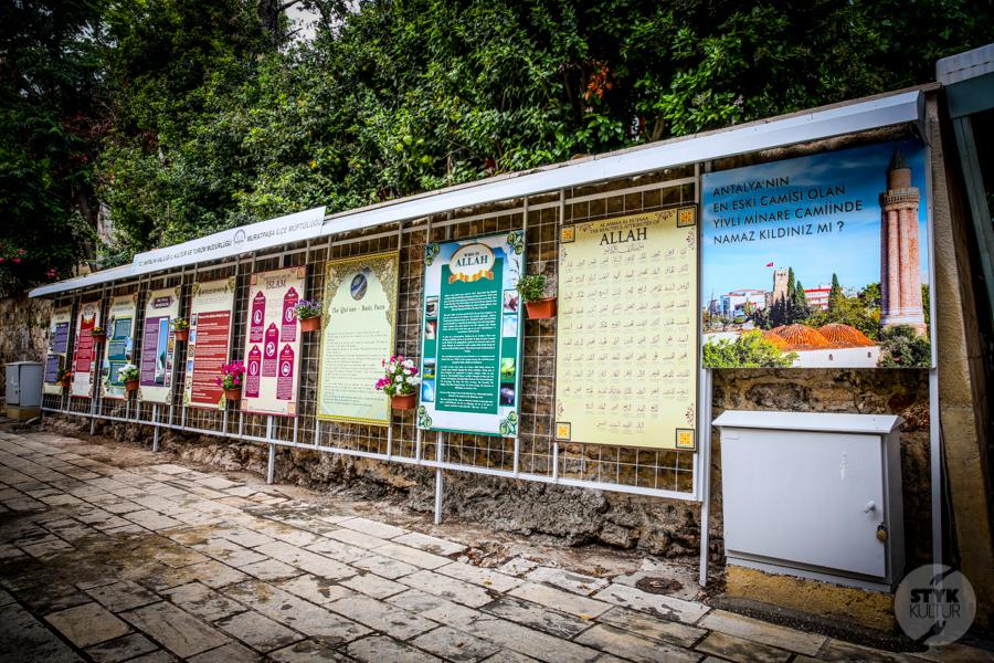 Antalya Turcja 3 of 7 Co warto zobaczyć w Antalyi? Największe atrakcje turystyczne miasta