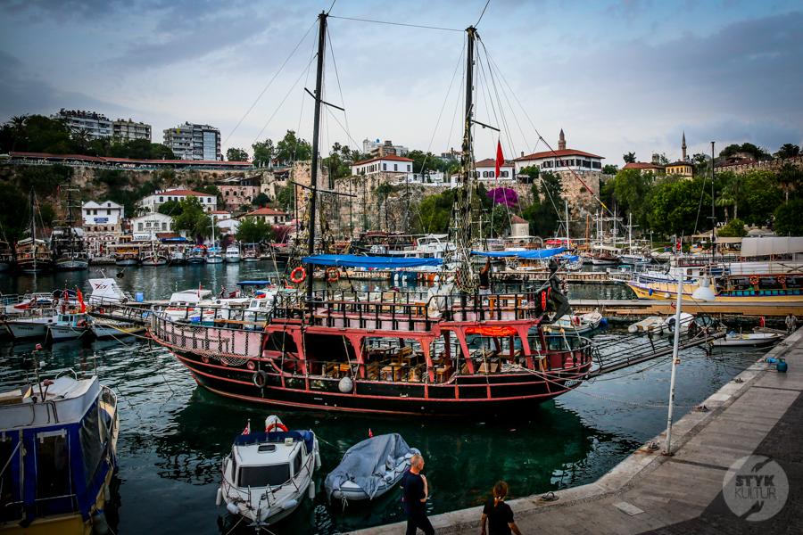 Antalya Turcja 36 of 43 Co warto zobaczyć w Antalyi? Największe atrakcje turystyczne miasta