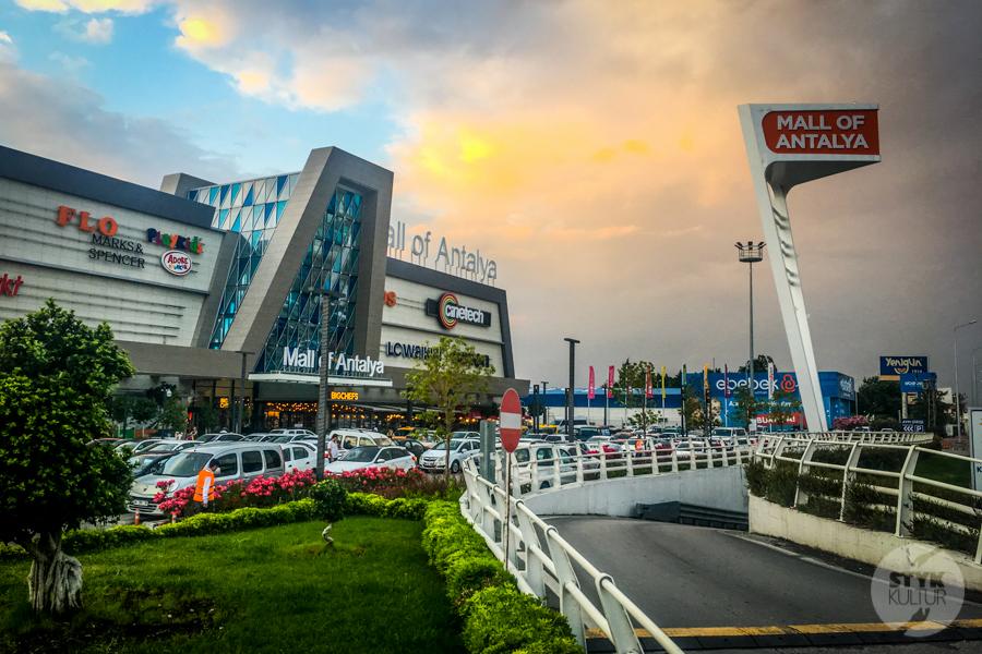 Antalya mall Antalya, Turcja   praktyczny przewodnik 2021