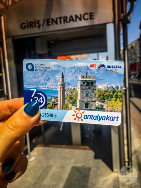 Antalya transport 2 Antalya, Turcja   praktyczny przewodnik 2021