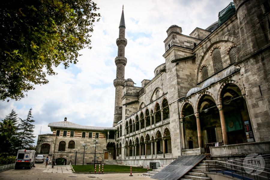 BlekitnyMeczet 2 of 11 Błękitny Meczet w Stambule