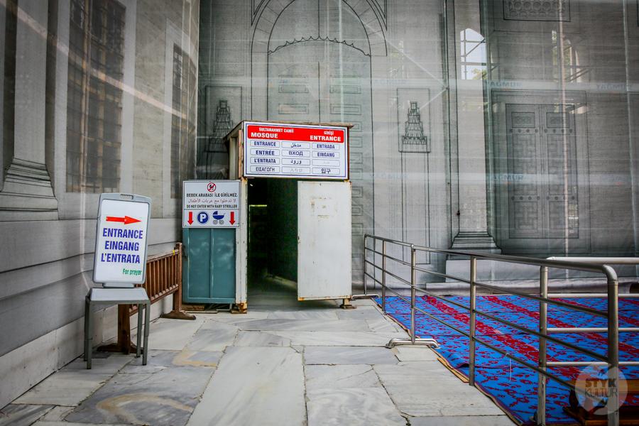 BlekitnyMeczet 4 of 11 Błękitny Meczet w Stambule