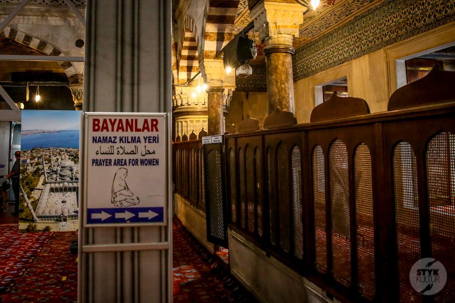 BlekitnyMeczet 6 of 11 Błękitny Meczet w Stambule