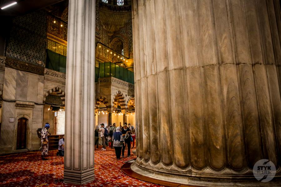 BlekitnyMeczet 8 of 11 Błękitny Meczet w Stambule
