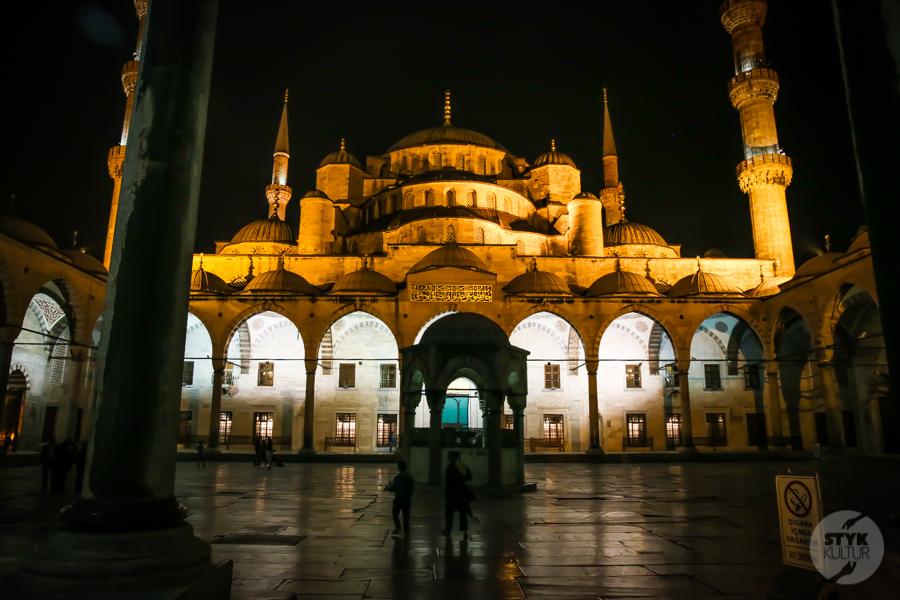 BlekitnyMeczet 2017 5 of 7 Błękitny Meczet w Stambule