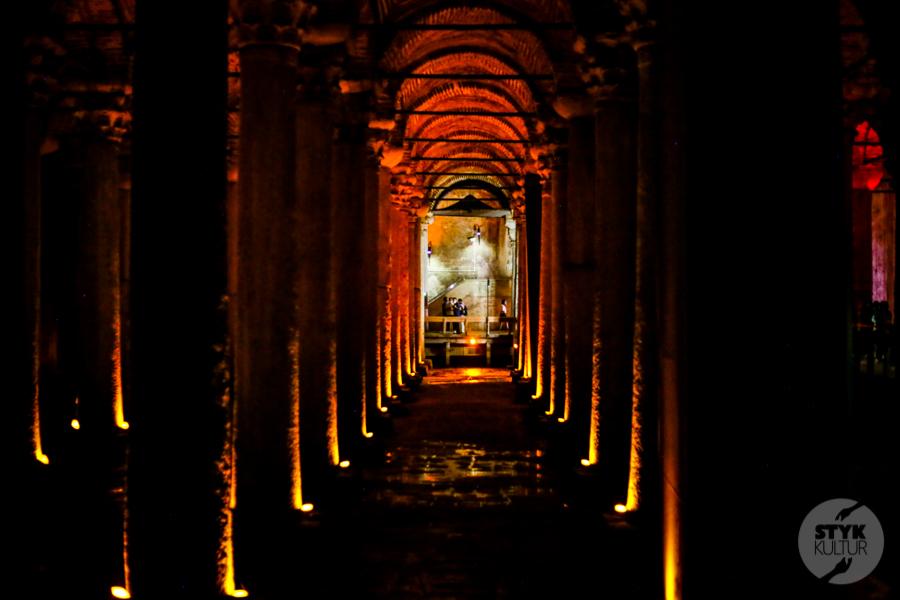 CysternaBazyliki 2020 10 of 13 Cysterna Bazyliki w Stambule (Pałac Jerebatan)