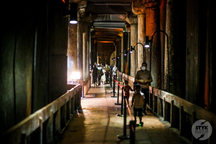 CysternaBazyliki 2020 3 of 13 Cysterna Bazyliki w Stambule (Pałac Jerebatan)
