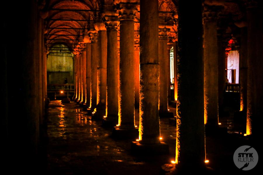 CysternaBazyliki 2020 9 of 13 Cysterna Bazyliki w Stambule (Pałac Jerebatan)
