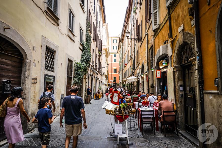 Polecany Hotel Rzym 12 Polecany hotel w Rzymie: Madonna De'Monti Suites