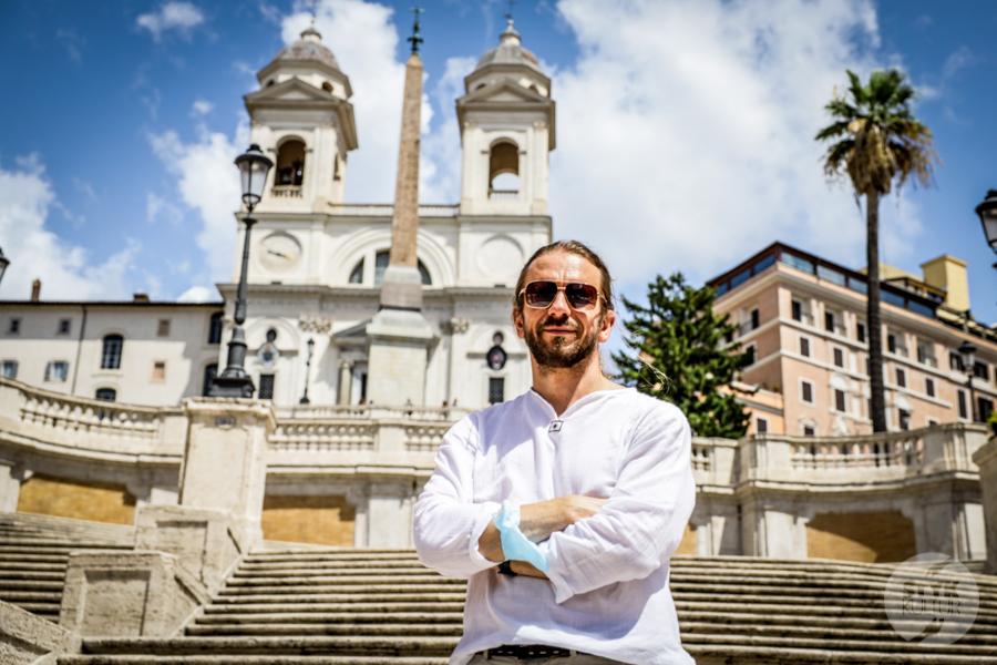 Polecany Hotel Rzym 14 Polecany hotel w Rzymie: Madonna De'Monti Suites