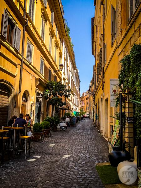 Polecany Hotel Rzym 3 Polecany hotel w Rzymie: Madonna De'Monti Suites