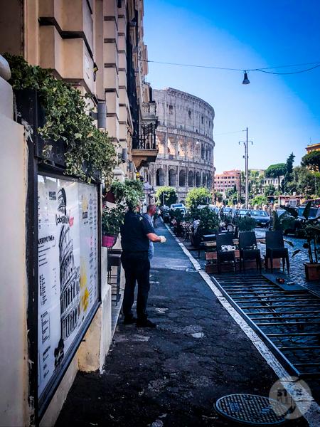Polecany Hotel Rzym 4 Polecany hotel w Rzymie: Madonna De'Monti Suites