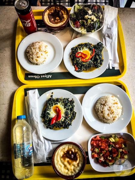 Stambul kuchnia 2020 51 Stambuł oczami wegetarian. Nasze kulinarne odkrycia 2020 roku