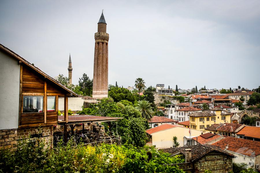 YivliMinare Antalya 16 of 16 Meczet Yivli Minare   symbol Antalyi i perła architektury muzułmańskiej regionu