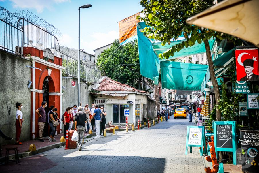 Balat 6 of 1 Balat i Fener w Stambule   kolorowe dzielnice z bogatą historią