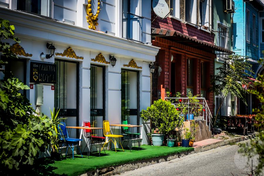 Cankurtaran Stambul 11 Cankurtaran   urocza dzielnica w Stambule, rodem ze starego tureckiego filmu