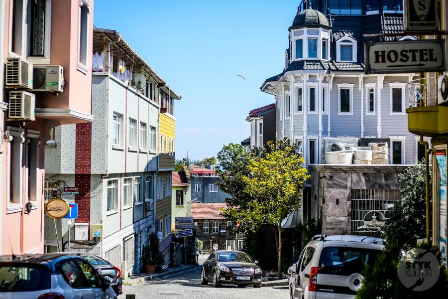 Cankurtaran Stambul 13 Cankurtaran   urocza dzielnica w Stambule, rodem ze starego tureckiego filmu