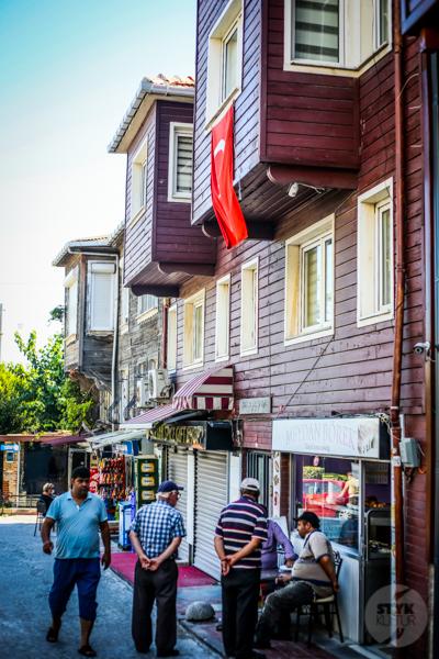 Cankurtaran Stambul 4 Cankurtaran   urocza dzielnica w Stambule, rodem ze starego tureckiego filmu