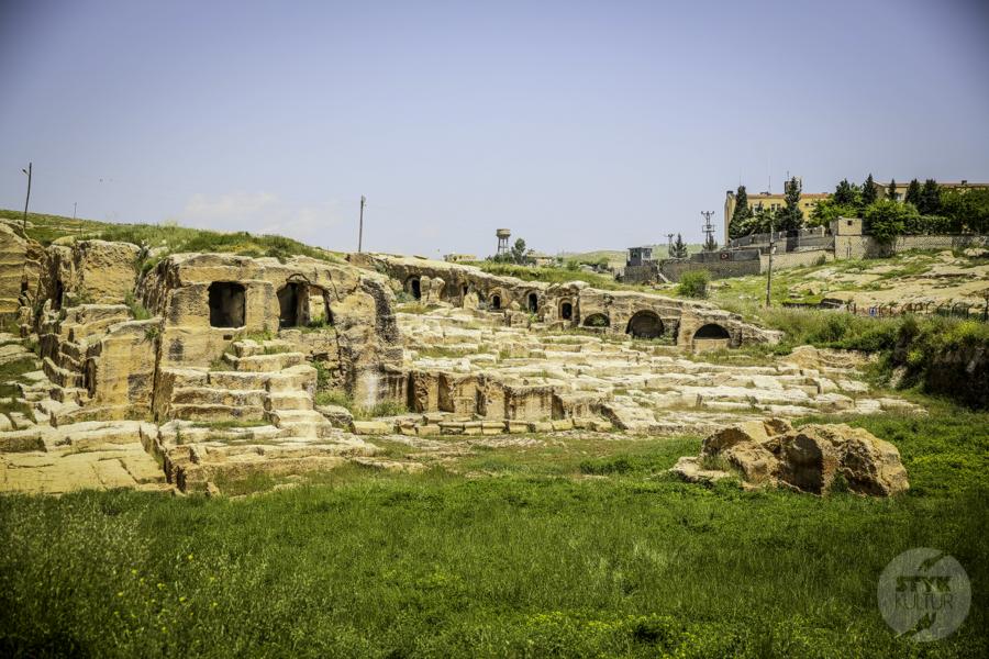 Dara Turcja nekropolia 3 Niezwykłe odkrycia archeologów w tureckiej Darze, zaledwie 10 km od granicy z Syrią