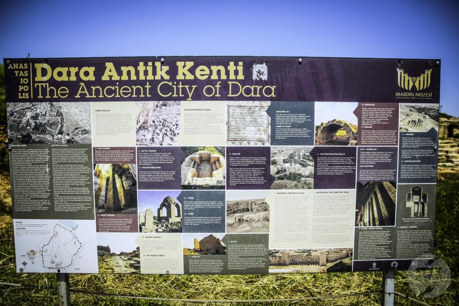 Dara Turcja nekropolia 4 Niezwykłe odkrycia archeologów w tureckiej Darze, zaledwie 10 km od granicy z Syrią