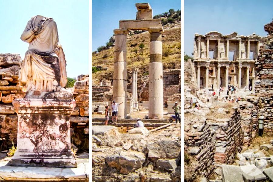 Efez Co warto zobaczyć w Turcji? Ranking Styku Kultur 2021!
